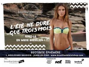 73cf576209 16 Brazilian beachwear brands take part in pop-up store in France ...